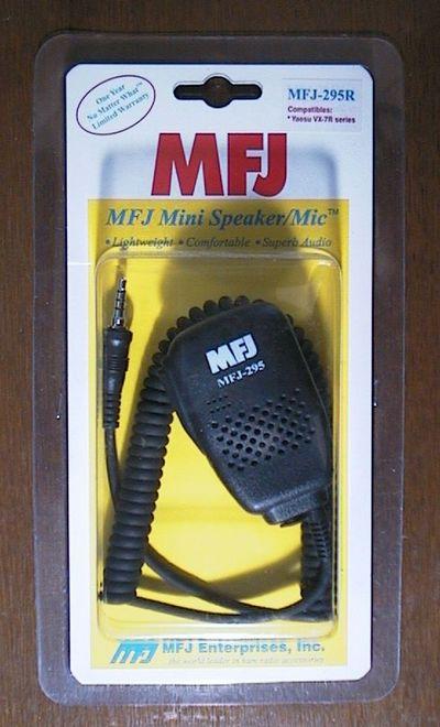 MFJ-295R
