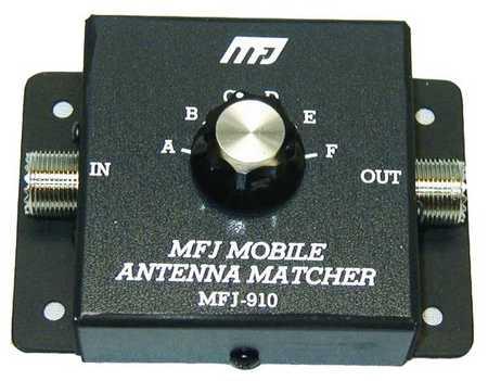 MFJ-910
