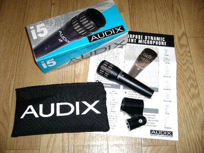 Audix_i5